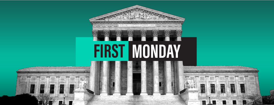 Supreme Court Sits For First Arguments of the Term - cover